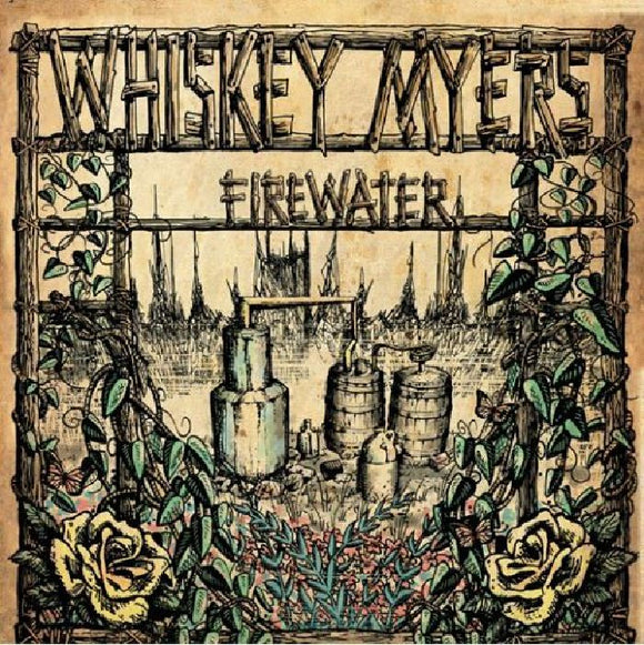 Whiskey Myers - Firewater (RSD 2020)