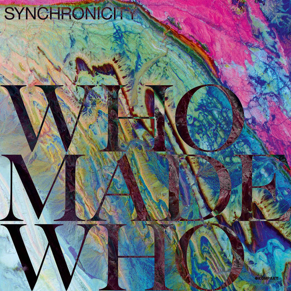 WhoMadeWho - Synchronicity [LP]