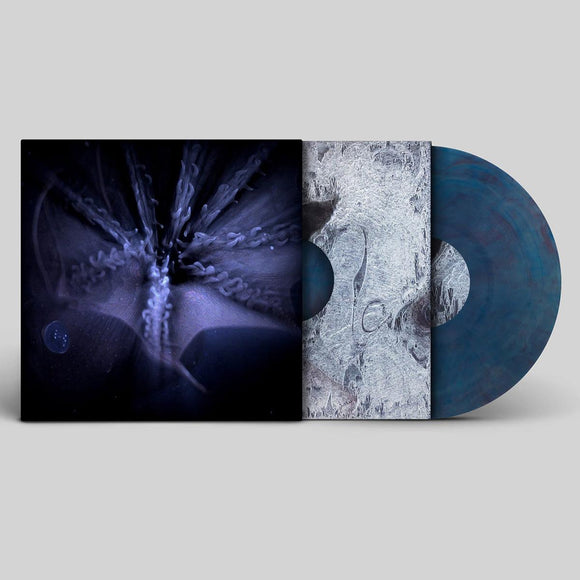 Subp Yao - Infra Aqual [full colour inner + outer sleeve / clear red & blue mixed vinyl]
