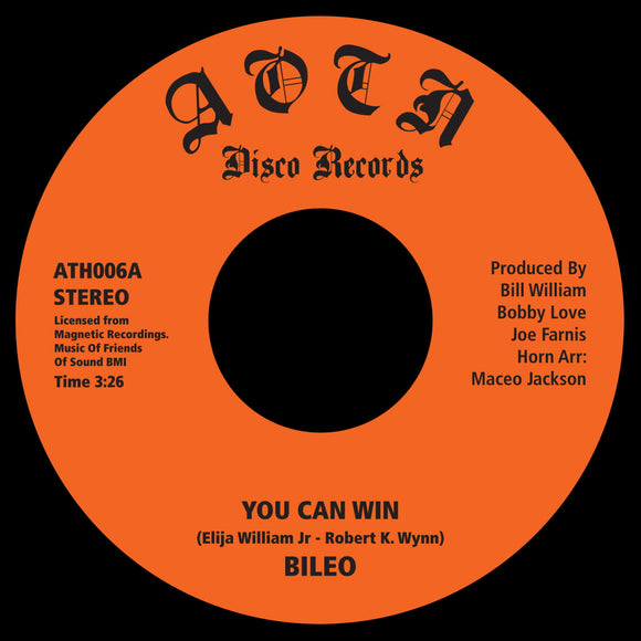 BILEO - You Can Win (One Per Person)