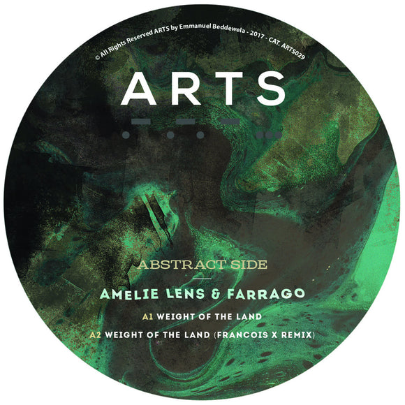 Amelie LENS/FARRAGO - Weight Of The Land