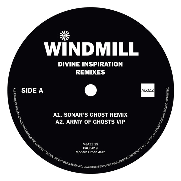 Windmill - Divine Inspiration Remixes