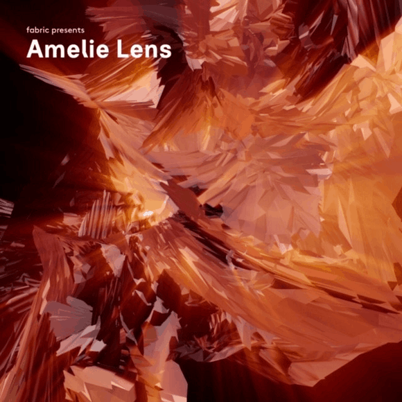 Amelie LENS/VARIOUS - Fabric Presents: Amelie Lens (CD)