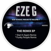 The Remix EP (Unatural Light vinyl)