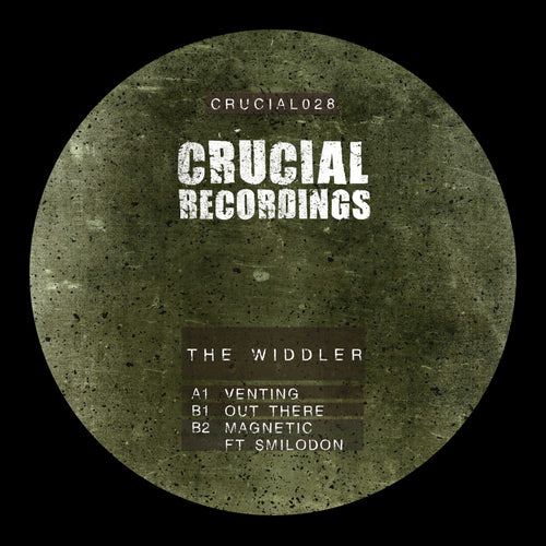 The Widdler - Venting EP