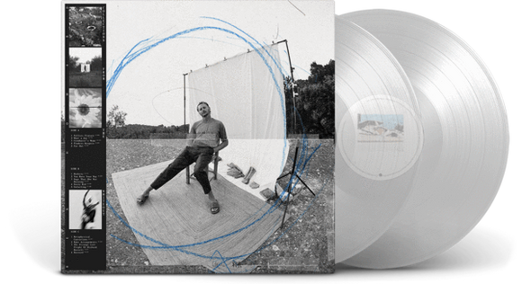 Ben Howard - Collections From The Whiteout [2LP Transparent Vinyl]