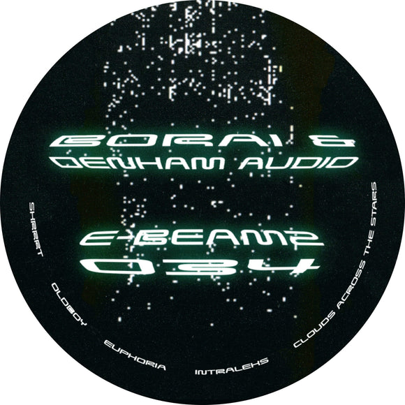 Borai & Denham Audio - Clouds Across The Stars