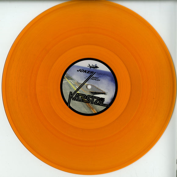 JOKER-  Boat (limited orange vinyl 12