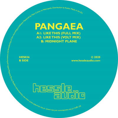 Pangaea - Like This (1 per person)