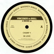 4 Kicks EP (Whiskey Disco Vinyl)
