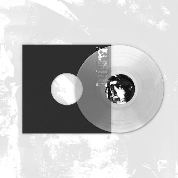 Homemade Weapons - Gravity Remixed (clear vinyl)