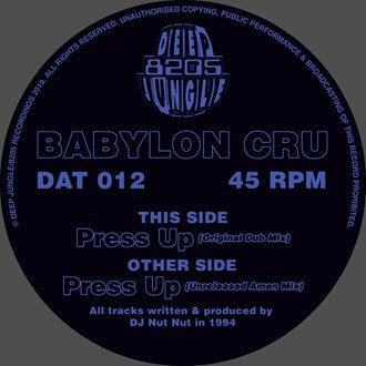 Babylon Cru - Press Up