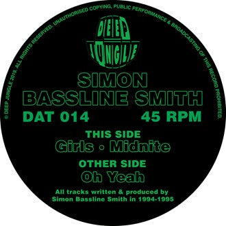 Simon Bassline Smith - Oh Yeah