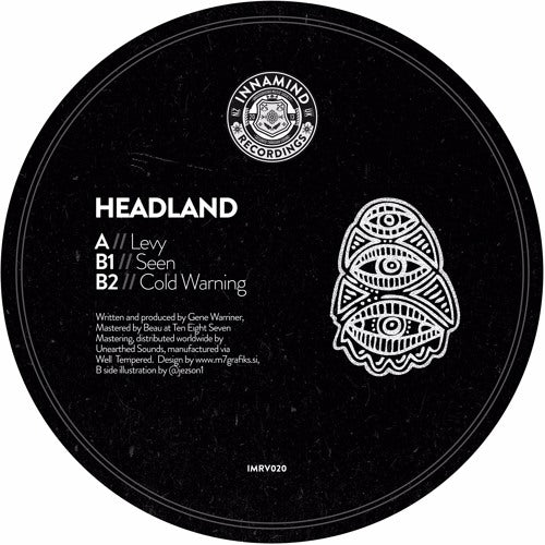 Headland - Levy (1 PER PERSON)