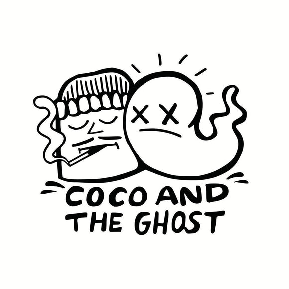 Sonar's Ghost & Coco Bryce - Coco & The Ghost [10
