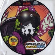 Clear skyz (Break remix) Picture disc
