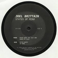 Joel BRITTAIN - States Of Mind (hand-numbered hand-stamped 12