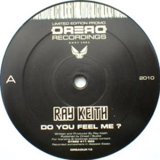 Ray KEITH/DARK SOLDIER - Do You Feel Me?