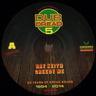 Ray KEITH - Dub Dread 5 Sampler EP
