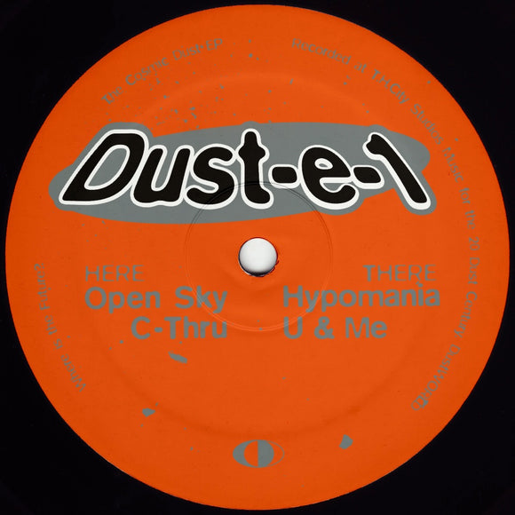 DUST E 1 - The Cosmic Dust EP