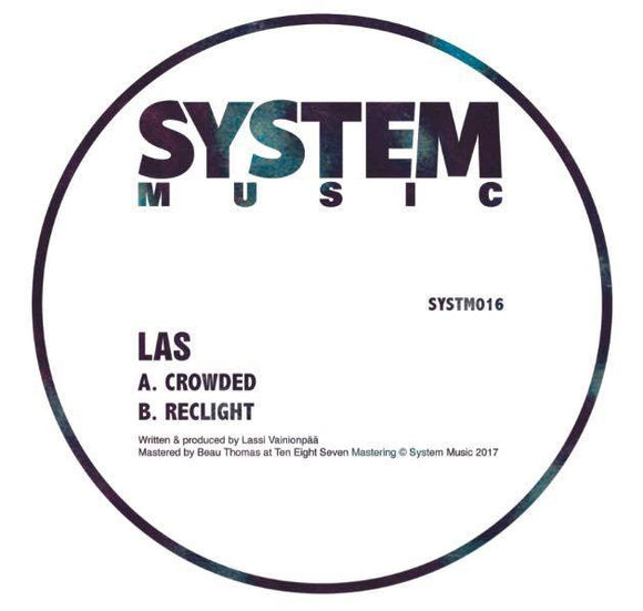 LAS - Crowded (1 per person)