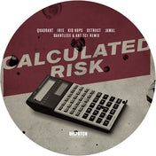 Calculated Risk EP (Dispatch Vinyl)