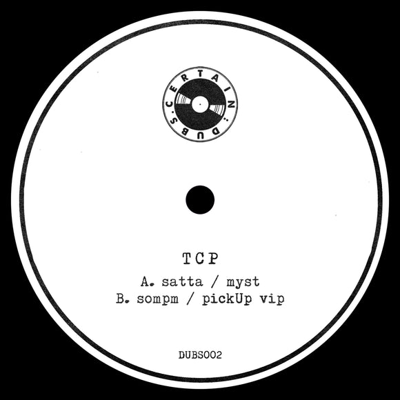 TCP - Past Futuristic Dubs [ONE PER PERSON]