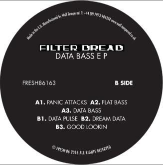 FILTER DREAD - Data Bass EP