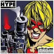 Rocket Guns Blazin (Get Hype Records Vinyl)