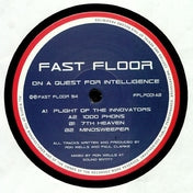 FAST FLOOR - A Quest For Intelligence (reissue)