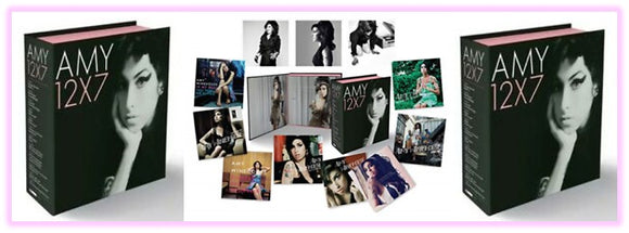 Amy Winehouse - 12x7 (12x7in Box/Booklet/Cards)