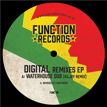 Digital - Remixes EP