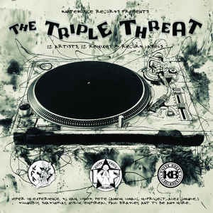 Various ‎– The Triple Threat LP