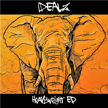 Idealz - Heavyweight EP