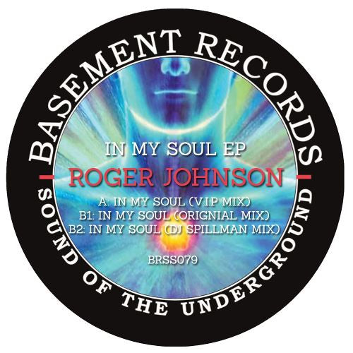 Roger Johnson - In My Soul