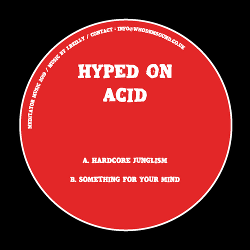 Hyped On Acid  - Hardcore Junglism