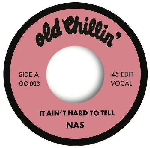 NAS - It Ain't Hard To Tell (One per customer)