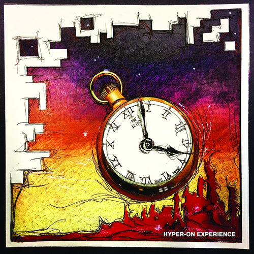 Hyper On Experience - Keep It In The Family EP