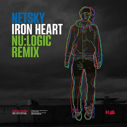 NETSKY/ETHERWOOD - Ironheart (Record Store Day 2019)