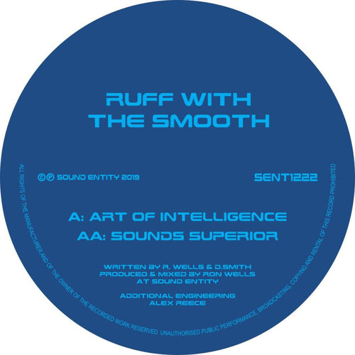 Ruff With The Smooth - Art Of Intelligence