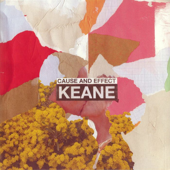 Keane - Cause And Effect (1LP Black)