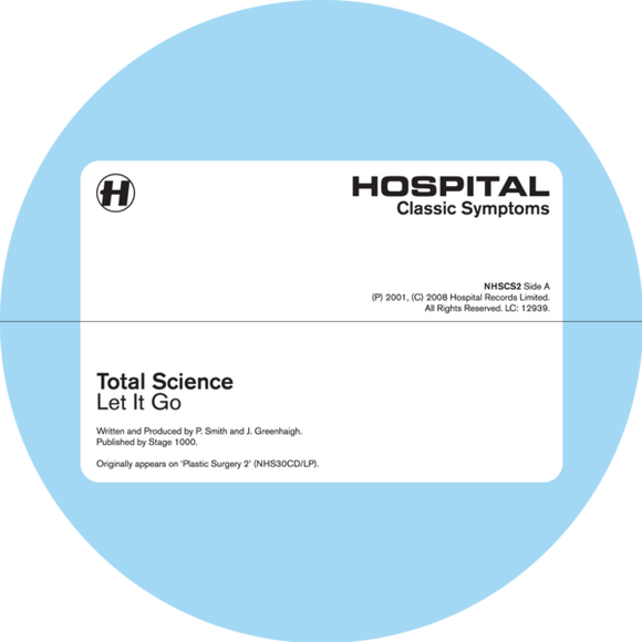 TOTAL SCIENCE - Let It Go