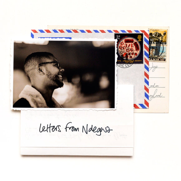 DEGS - Letters From Ndegwa (LP)