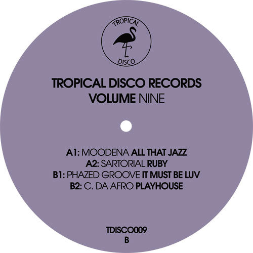 Various Artists - Tropical Disco Records, Vol. 9