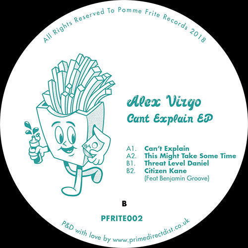 Alex Virgo - Can't Explain
