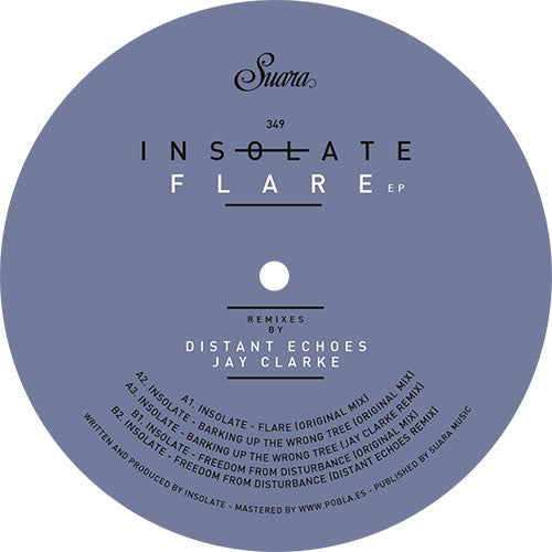 Insolate - Flare EP