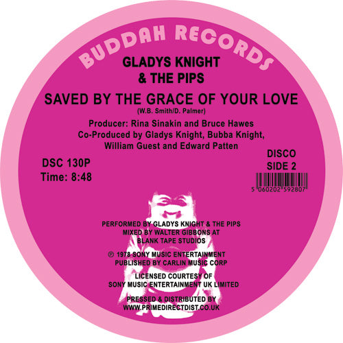 Gladys KNIGHT & THE PIPS - It's a Better Than Good Time