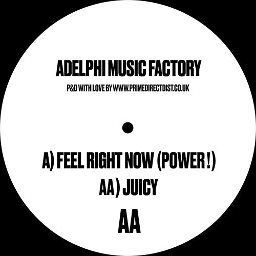 AMF002 - Adelphi Music - Factory Feel right Now (Power!)