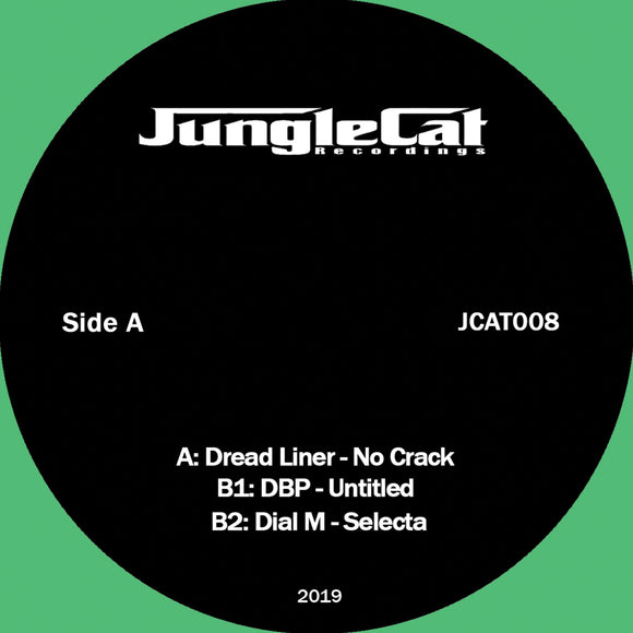 Various Artists - Jungle Cat 008