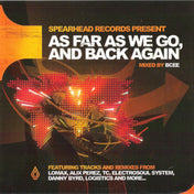 As far as we go, and back again (Spearhead cd)